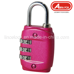 Zinc Alloy Combination Padlock (527)