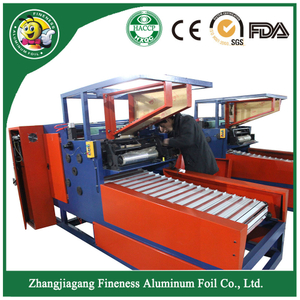 Aluminum Foil Machine for Family Size Aluminum Foil Rolls