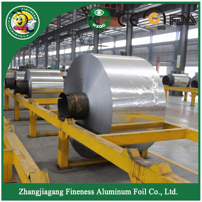 Customized Professional Food Aluminum Foil Plastic Film Rolls