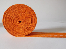 35mm polyester cotton webbing for bags belts
