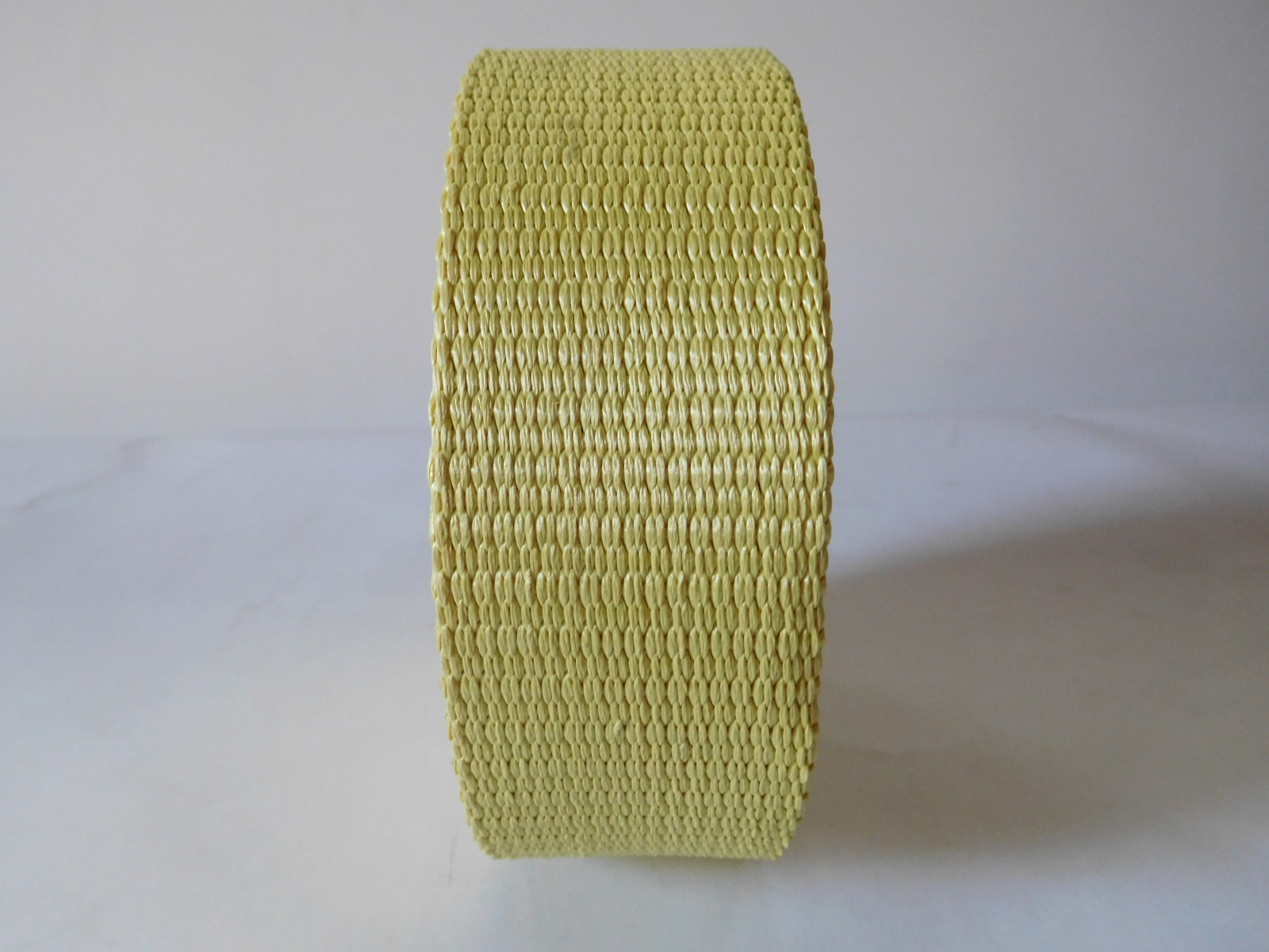 50mm High strong pulling force aramid fiber webbing for shipbuilding industry