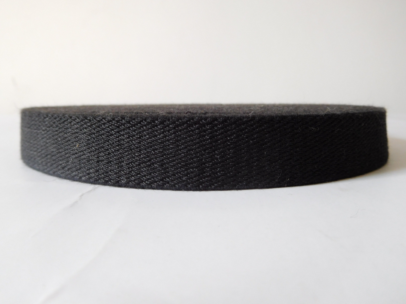 fire protection black aramid webbing for industry or garment accessories
