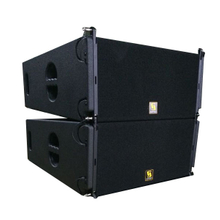 VERA36 double 10 inch two way Line Array Speaker