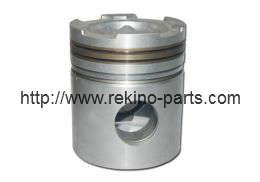 Cummins NT855 engine piston 3051555 3095756 3017349 3801819 4914565 3048808