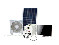 Portable Solar Power Emergency Standby Appication