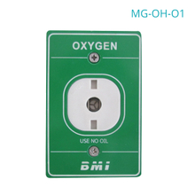 American standard ohmeda meidical gas outlet