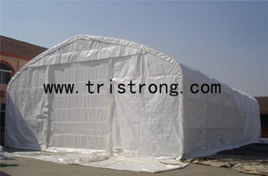 Large Warehouse, Large Tent