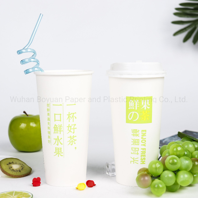 China Factory Disposable Cold Paper Cup