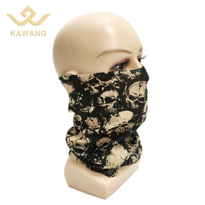 Cycling outdoor sports cool fishing headband hood face scarf mask