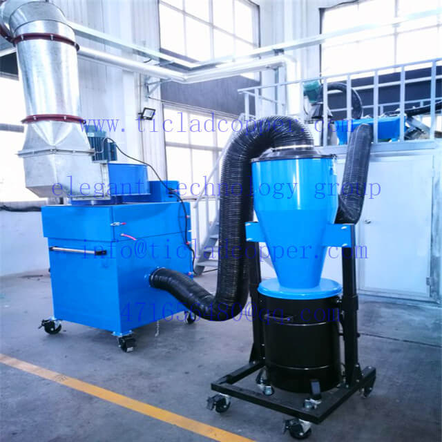 WG wet and dry Industrial vacuum cleaner/ fume extractor / dust collector