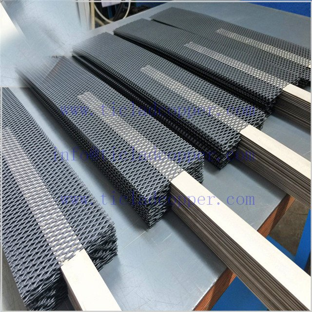 DSA Titanium Anode FOR chlor-alkali industry