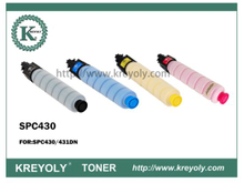 Ricoh Color Toner Cartridge for SPC430 SPC431