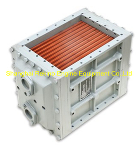 Zichai engine parts Z6170 Air cooler KLG-17H
