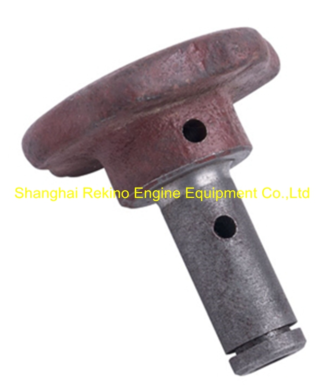 Zichai engine parts L250 LB250 LC250 hand wheel L250-03-016