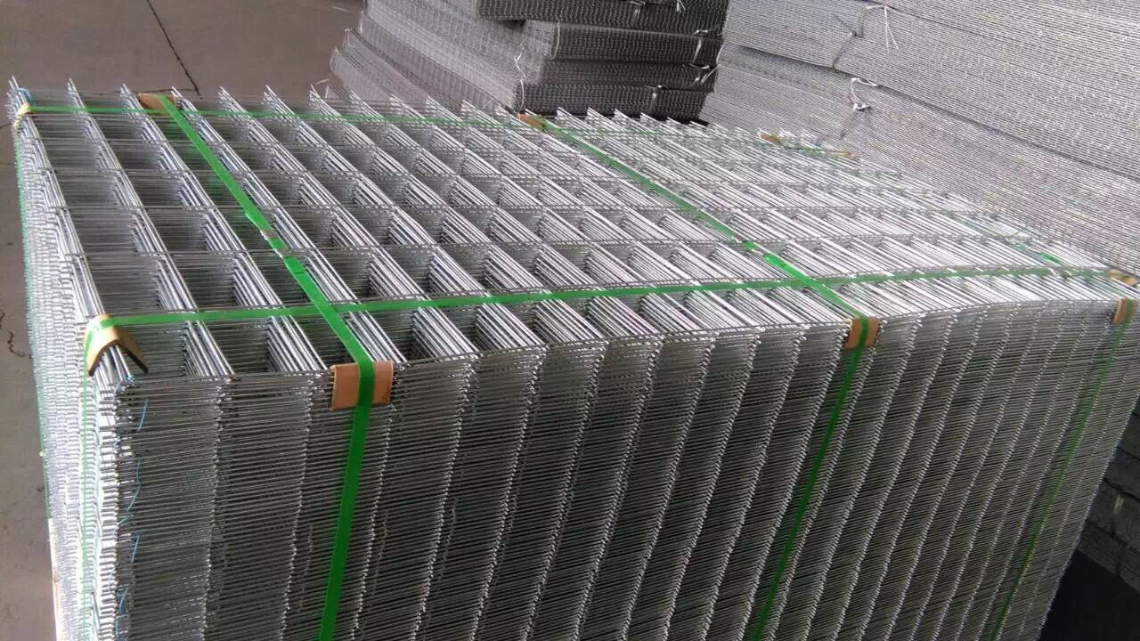 China Factory Galvanized Welded Wire Mesh Panel - Buy welded panel ...
