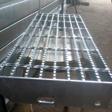 Used galvanized welded steel grating