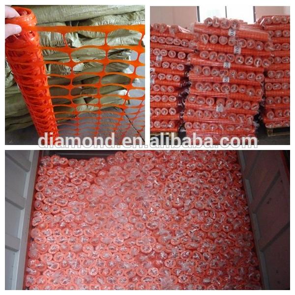 orange-palstic-snow-safety-fence packing