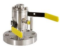 DBB ball valve
