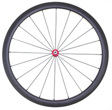 CARBON WHEELS 38MM CLINCHER WITH NOVATEC A291 HUB
