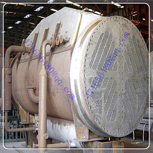 reliable ASME stainless steel shell and tube heat exchanger