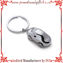 Full 3D Metal Car Philippi Keychain with flexible tires