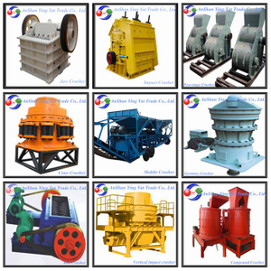 Good Performance, High Quality and Cheap Mining Crushers From Crystal