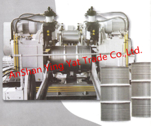 200L Steel Drum Production Line From Cara