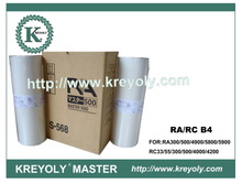 Digital Master for RA/RC B4
