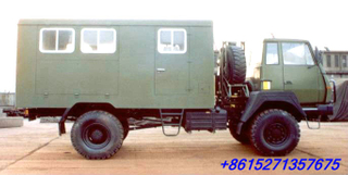 STEYR 4x4 mobile workshop truck