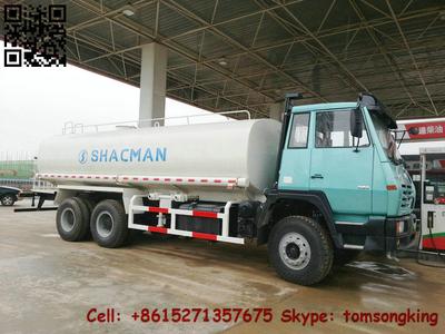 SHACMAN  lSTEYR water tanker trucks 18~25m3 RHD/LHD