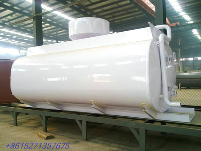 water tank Truck Parts tank body