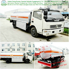 EQ 5500 Liters mobile refueling truck(5T)