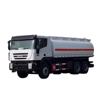 24000L IVECO Fuel Tanker 6x4 for sale