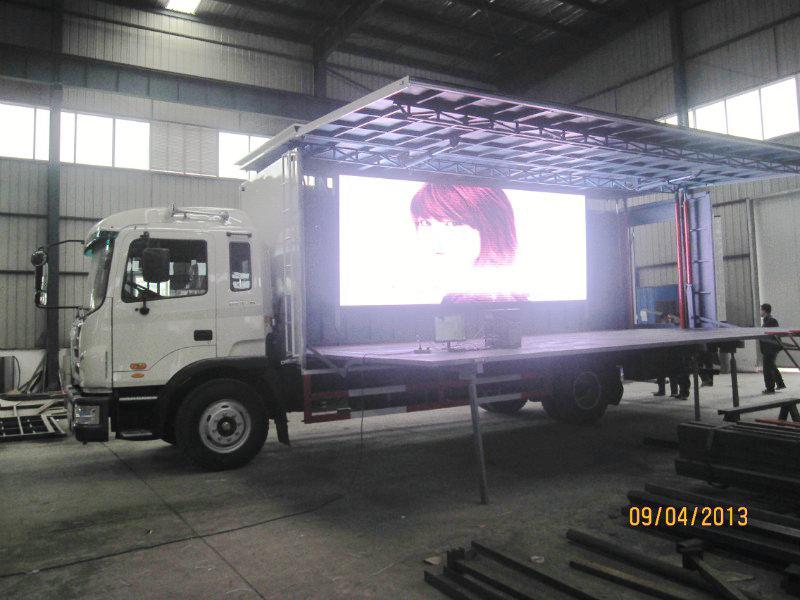 Isuzu 4*2 LED truck - TIC TRUCKS INDUSTRY CO ,LIMITED