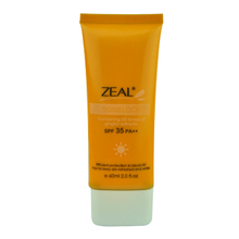 Zeal Sun Block Cream SPF45 PA+++