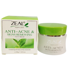2016 Anti-Acne Facial Cream with Tea Oil Extracts