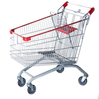 Shopping Trolley (160L)
