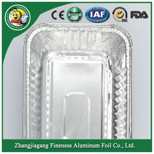 Hotsell Economic Aluminum Foil Food Container in Roll
