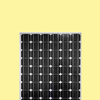 Solar Cell Panel JAP6 - 60/4BR/RE