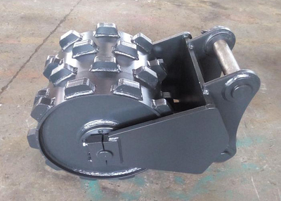 PC120 compaction wheel