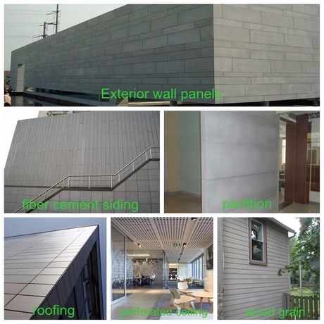Difference Between Fiber Cement Board And Gypsum Board