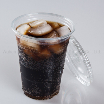High Transparent Disposable Plastic Cups