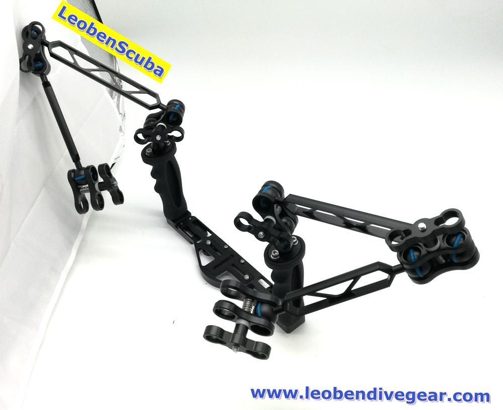 leoben underwater camera arm system