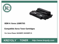 Compatible Xerox Phaser 3635MFP/3635MFP/S Toner