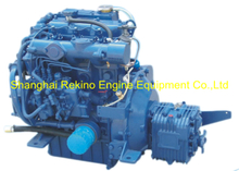 Siyang 380J-3 28HP 2800RPM marine diesel boat engine set for enclosed Yacht lifeboat