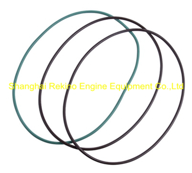 G-03-003 Cyliner liner seal ring Ningdong Engine parts for G300 G6300 G8300 GA6300 GA8300