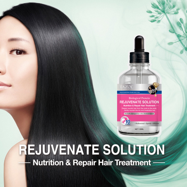 Tazol Biological Protein Rejuvenate Solution Hair Treatment