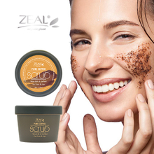 Zeal Pure-Coffee Scrub Cream for Face & Lips