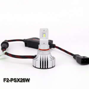 New arrival PSX26W 6000lm 6000K slim car led headlight