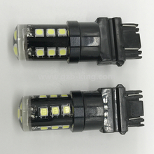 Big sale 7443 18W 18SMD 400lm 3030SMD car brake light